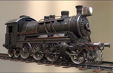 Steam Locomotive Substance