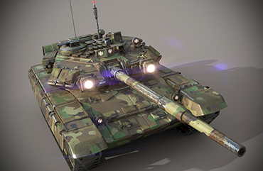 Chasing Dead Tank