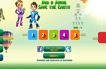 UI/UX & Code Kids Game