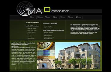 UI/UX MadDimensions Web02